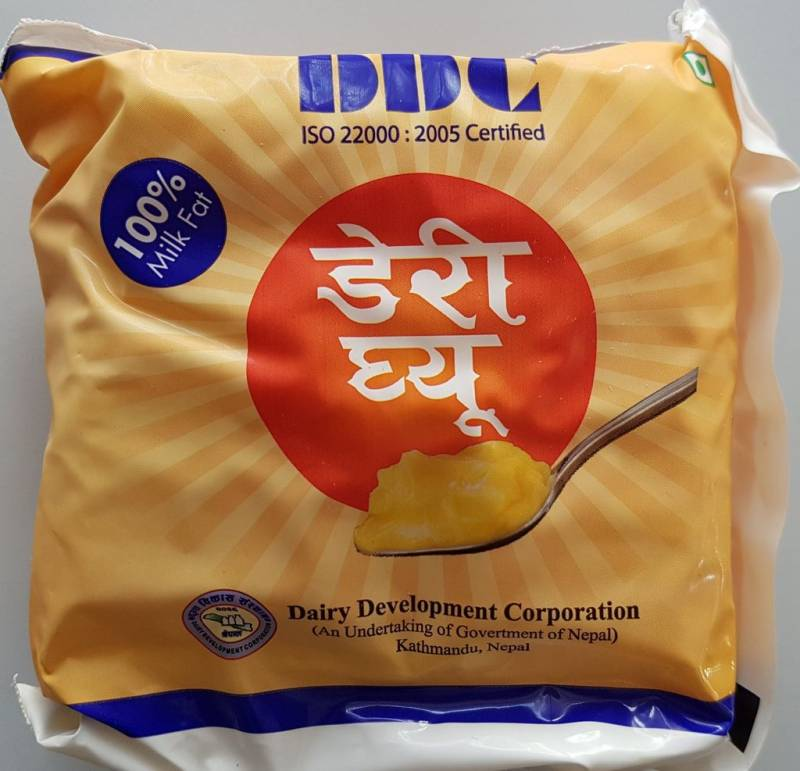 Ghee Poly pack 1/2 litre